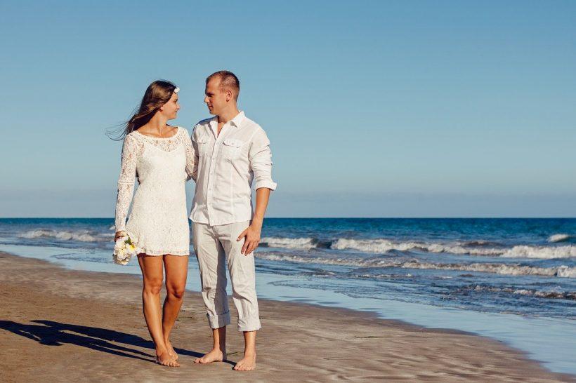 Les règles d'or pour réussir un mariage en été
